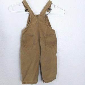 Carhartt Bottoms - Carhartt baby 12M overalls
